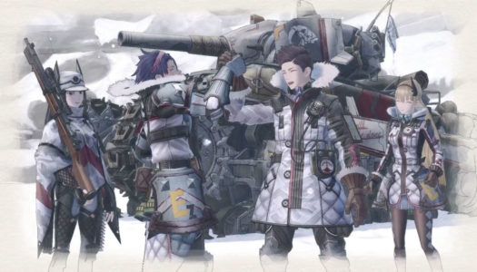 Valkyria Chronicles 4 joins this week's eShop roundup