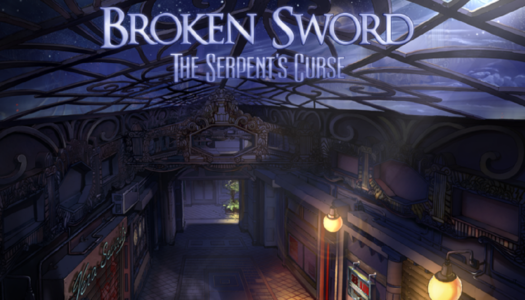 Review: Broken Sword 5 – the Serpent's Curse (Nintendo Switch)
