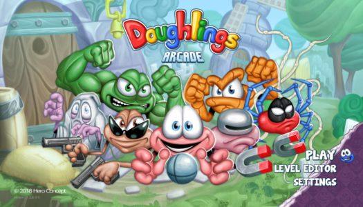 Review: Doughlings Arcade (Nintendo Switch)