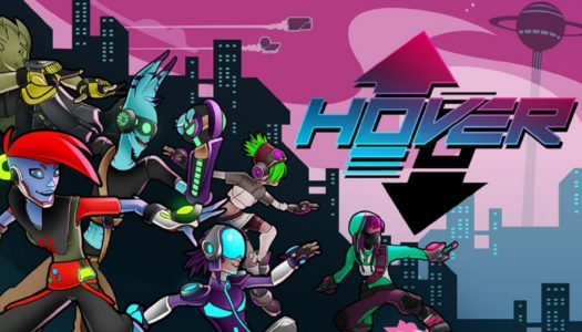 Review: Hover (Nintendo Switch)
