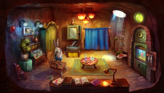 Review: My Brother Rabbit (Nintendo Switch)