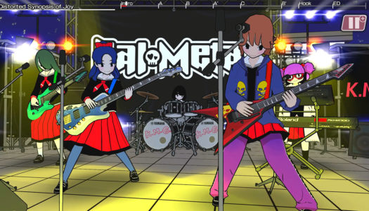 Review: Gal Metal (Nintendo Switch)