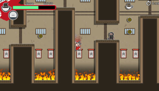 Review: Super Hyperactive Ninja (Nintendo Switch)