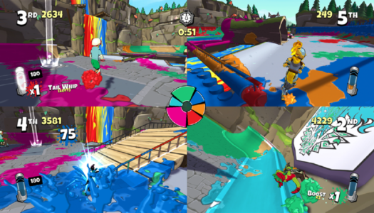 Review: Crayola Scoot (Nintendo Switch)