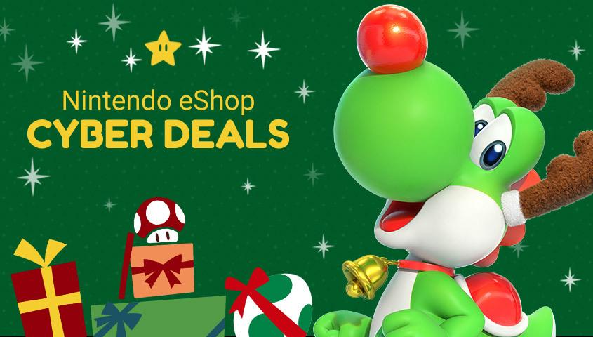 Nintendo Cyber Deals 2018