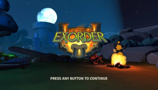 Review: Exorder (Nintendo Switch)