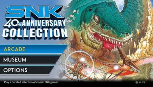 Review: SNK 40th Anniversary Collection (Nintendo Switch)