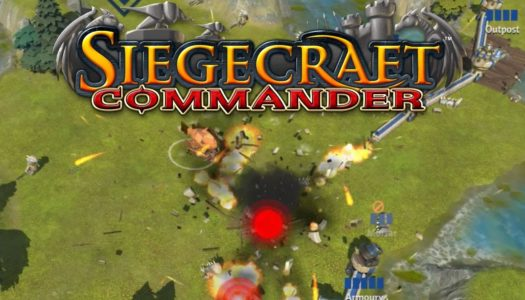 Review: Siegecraft Commander (Nintendo Switch)