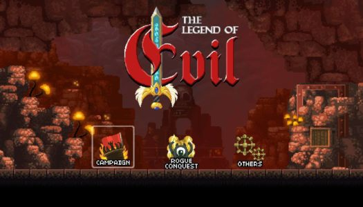 Review: The Legend of Evil (Nintendo Switch)