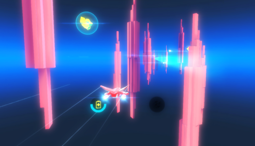 Hyperide: Vector Raid takes flight on the Switch
