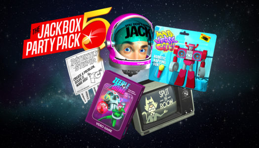 Review: The Jackbox Party Pack 5 (Nintendo Switch)