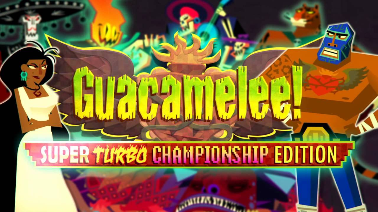 Guacamelee! Super Turbod Championship Edition