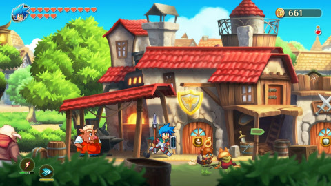 Monster Boy and Superbrothers join this week's eShop roundup