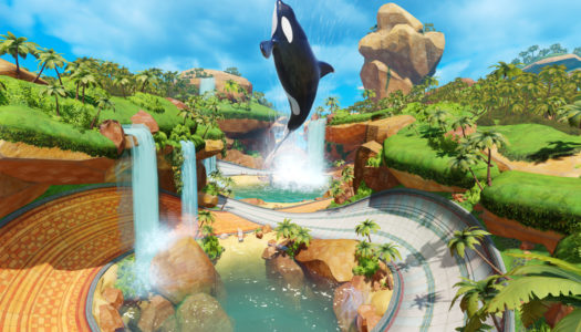 Team Sonic Racing: new map and music revealed