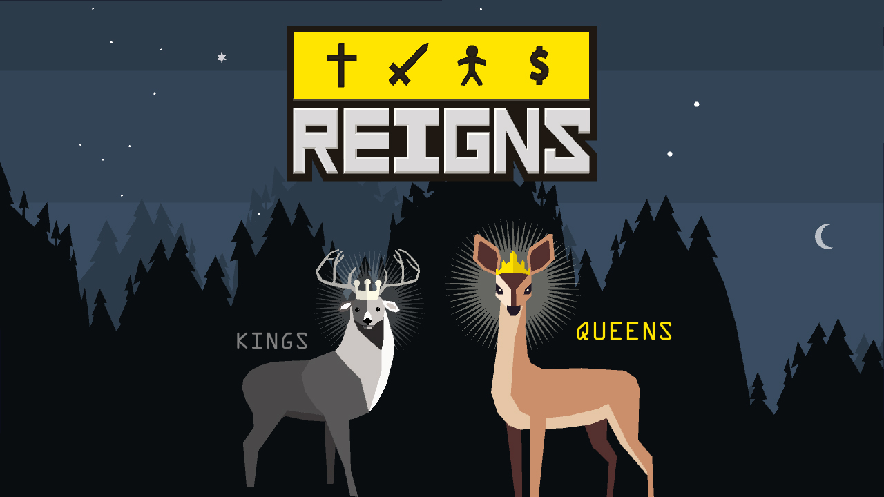 Reigns: Kings and Queens