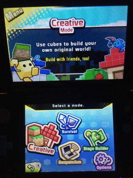 Review Cube Creator Dx Nintendo 3ds Pure Nintendo