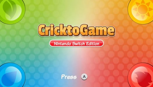 Review: CricktoGame (Nintendo Switch)