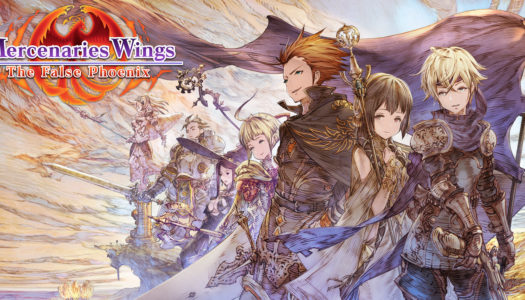 Review: Mercenaries Wings: The False Phoenix (Nintendo Switch)