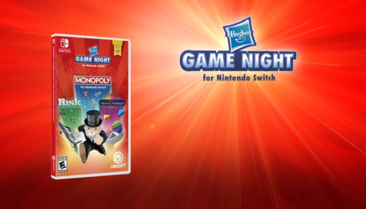 Review: Hasbro Game Night (Nintendo Switch)
