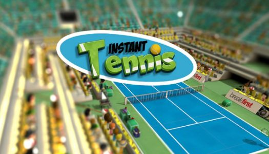 Review: INSTANT TENNIS (Nintendo Switch)