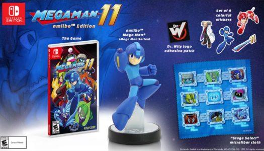 Review: Mega Man 11 (Nintendo Switch)