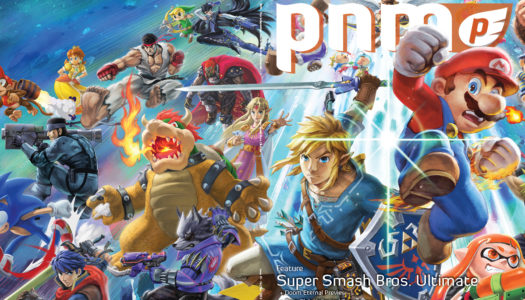 Pure Nintendo Magazine Reveals the Cover of Issue 43, Available Now!