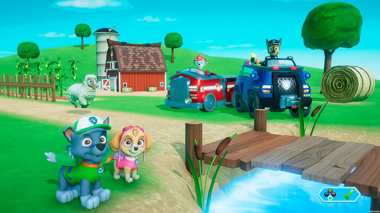 Review Paw Patrol On A Roll Nintendo Switch