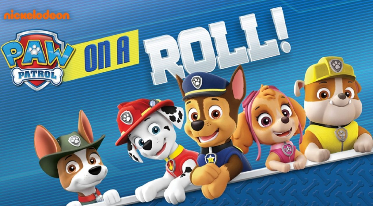 PAW Patrol: On a Roll!