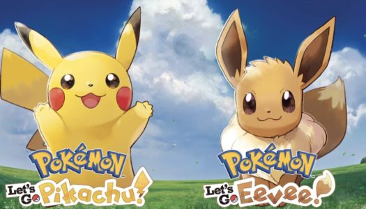 Review: Pokémon: Let's Go, Pikachu! and Pokémon: Let's Go, Eevee! (Nintendo Switch)