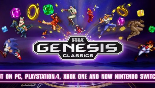 Review: SEGA Genesis Classics (Nintendo Switch)