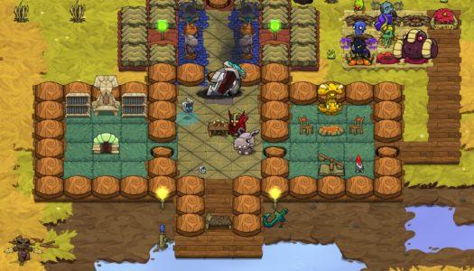 Review: Crashlands (Nintendo Switch)