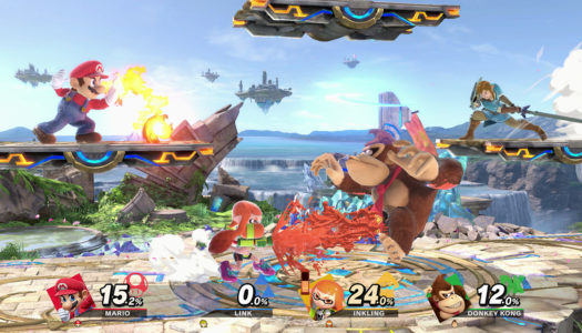 Super Smash Bros. joins this week's eShop roundup