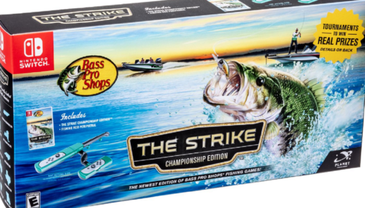 Review: Bass Pro Shops: The Strike – Championship Edition (Nintendo Switch)