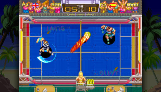 Review: Windjammers (Nintendo Switch)