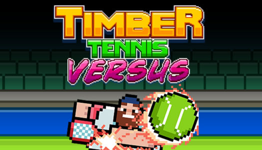 Review: Timber Tennis: Versus (Nintendo Switch)