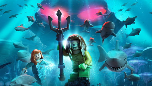 Aquaman DLC trailer for LEGO DC Super-Villains