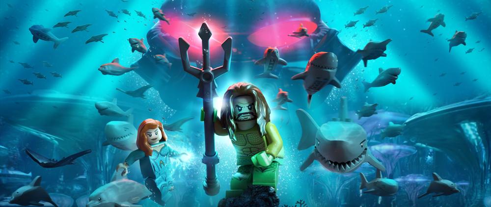 Aquaman Movie Pack 1 - LEGO DC Super-Villains