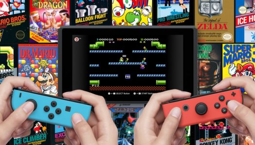 Three new NES games for the Switch in December