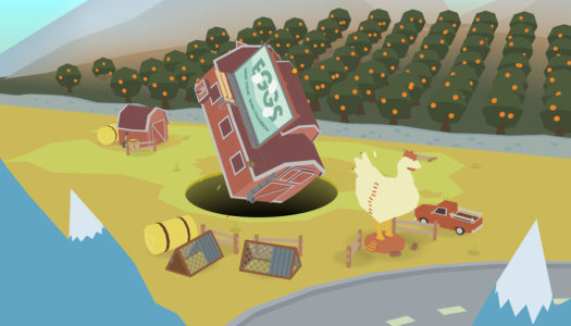 Donut County and Sundered join this week's eShop roundup