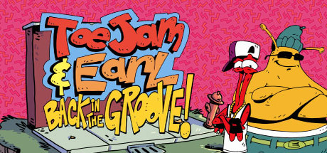 ToeJam & Earl are back in the groove, coming to the Switch in March
