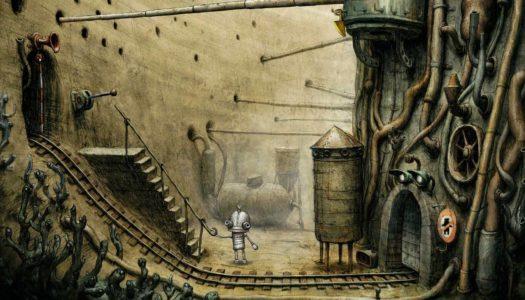 Review: Machinarium (Nintendo Switch)