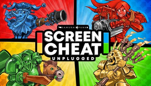 Review: Screencheat Unplugged (Nintendo Switch)