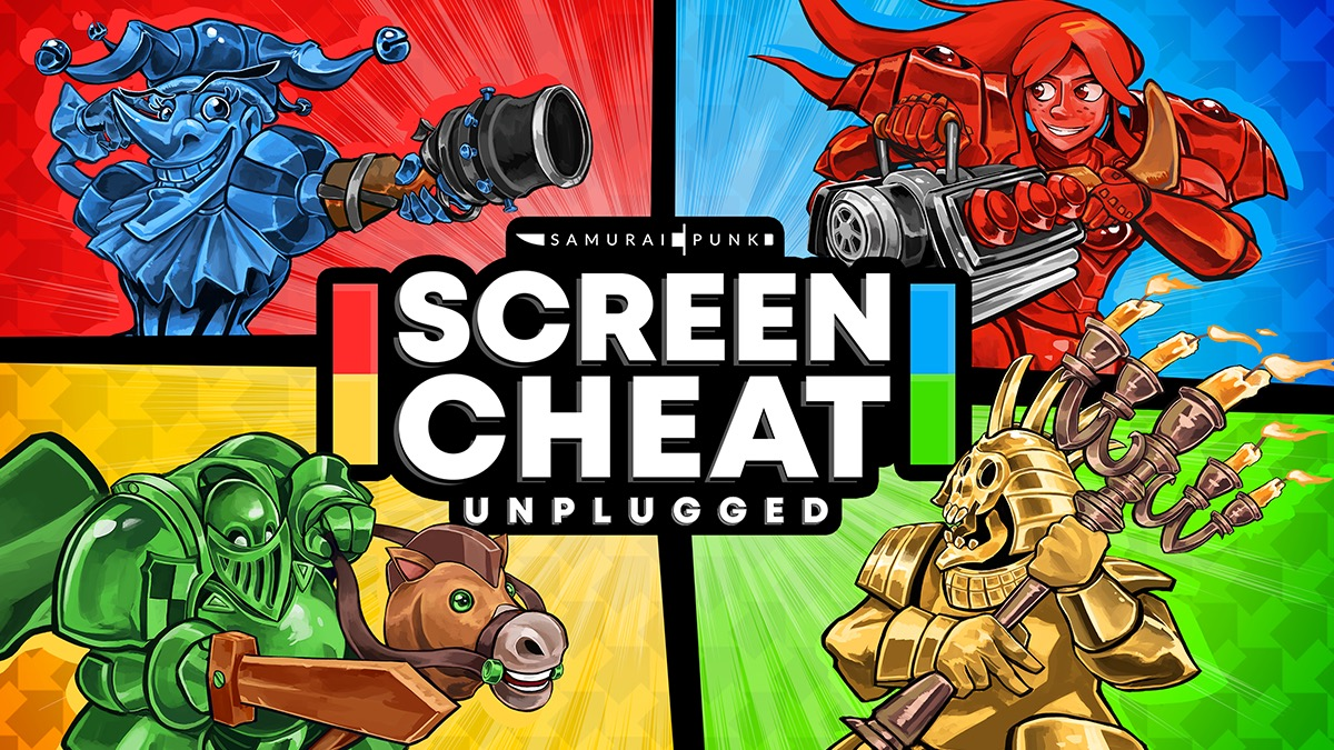 Screencheat Unplugged