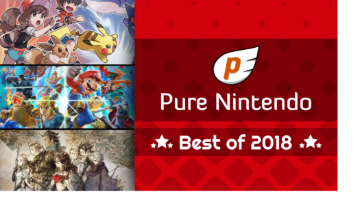 2018 Pure Nintendo Award Nominees