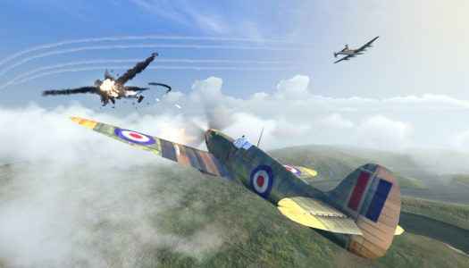 Warplanes: WW2 Dogfight engages the Nintendo Switch