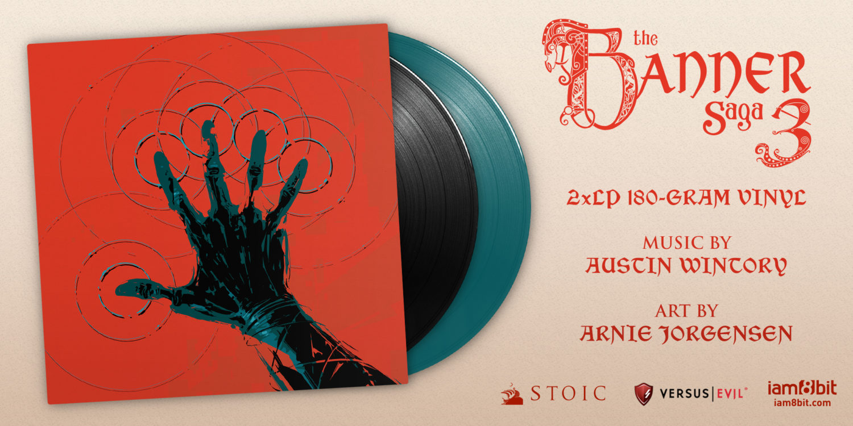 Banner Saga 3 - vinyl