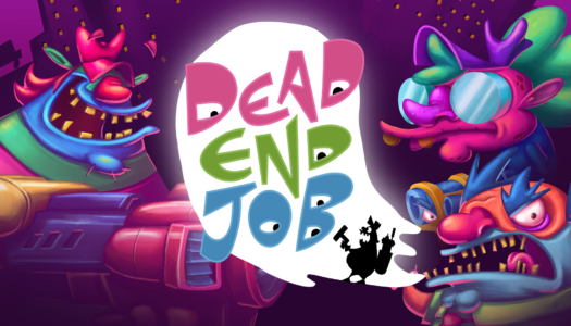 Dead End Job – Ghoul-B-Gone trailer