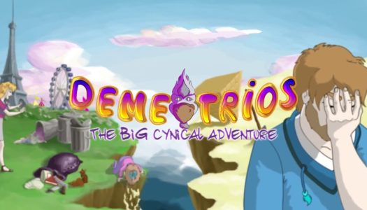 Review: Demetrios – The BIG Cynical Adventure (Nintendo Switch)