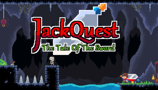 JackQuest brings fast-paced action to the Nintendo Switch
