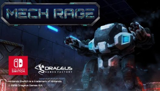 Review: Mech Rage (Nintendo Switch)
